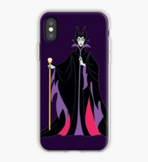Vinilo o funda para iPhone Maleficent