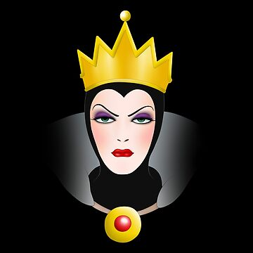 Evil Queen  by A-aru