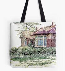 The Altona Homestead - Victoria, Australia Tote Bag