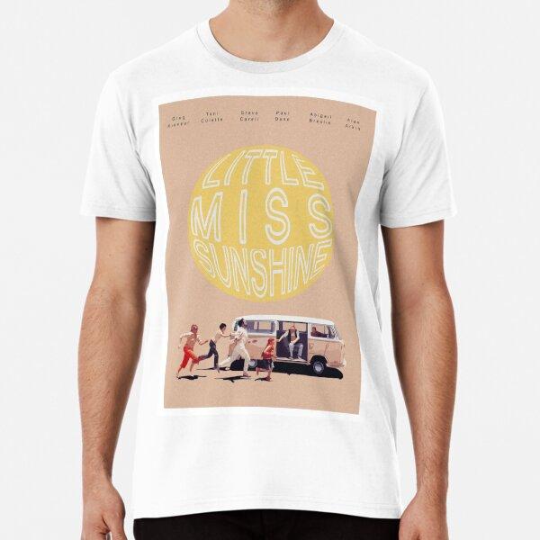 Little Miss Sunshine Retro Movie Print Premium T-Shirt