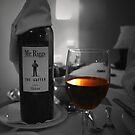 Red Wine by Keiran Lusk