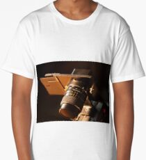 photo camera medium format  Long T-Shirt