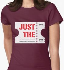 Just The Ticket | Light T-Shirt