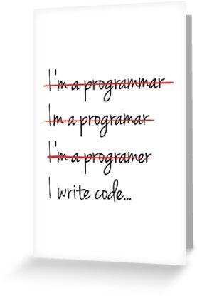 I write code funny programming jokes light color greeting cards i write code funny programming jokes light color by springforce m4hsunfo