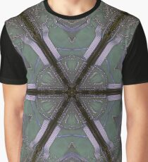 electro tracings tech slices Graphic T-Shirt