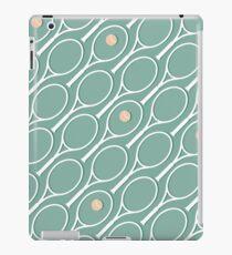 Sea Tennis #redbubble #decor #buyart iPad Case/Skin