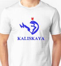 Kaliskaya Logo Slim Fit T-Shirt