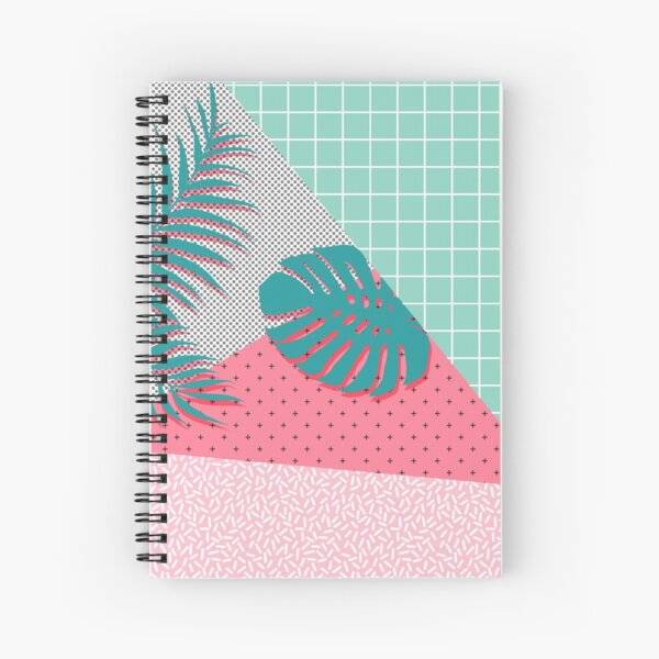Santa Monica #redbubble #decor #buyart Spiral Notebook