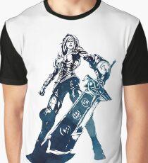 League of Legends RIVEN Graphic T-Shirt