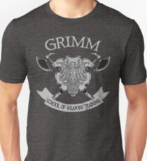 Grimm School of Weapons Training T-Shirt