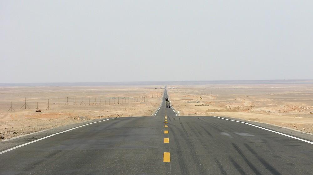 Endless Road by Rob Thomson