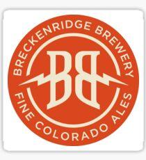 Breckenridge Brewery Sticker