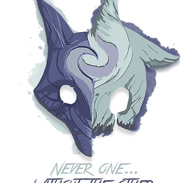 Never One... Without the Other by 32BlackRoses