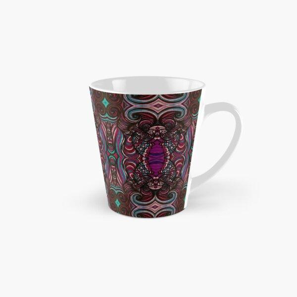 Pink Swirl #001 Tall Mug