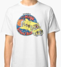 Washed-Out Magic School Bus Classic T-Shirt