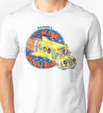 Washed-Out Magic School Bus Unisex T-Shirt
