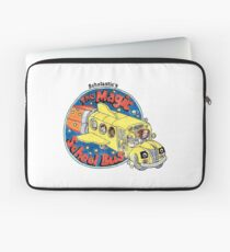Washed-Out Magic School Bus Laptop Sleeve