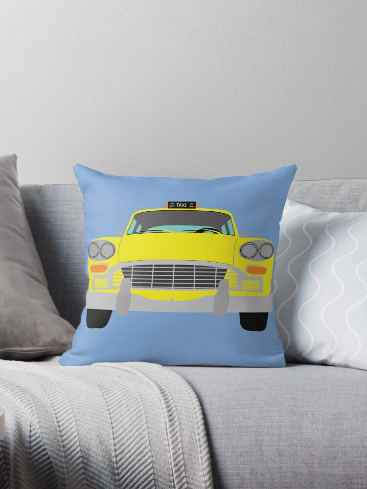 Taxi de Nueva York by redumbrellashop