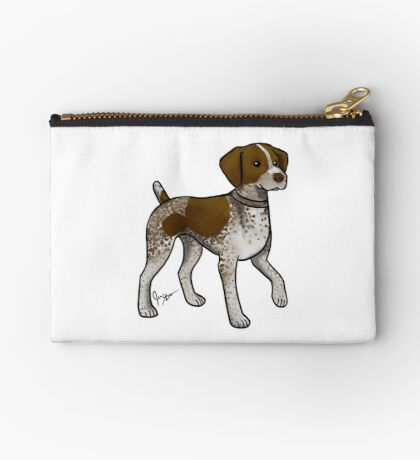 German Shorthaired Pointer Studio Pouch