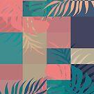 Tropical Mess #redbubble #decor #buyart by designdn