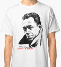 Albert Camus Sketch Classic T-Shirt