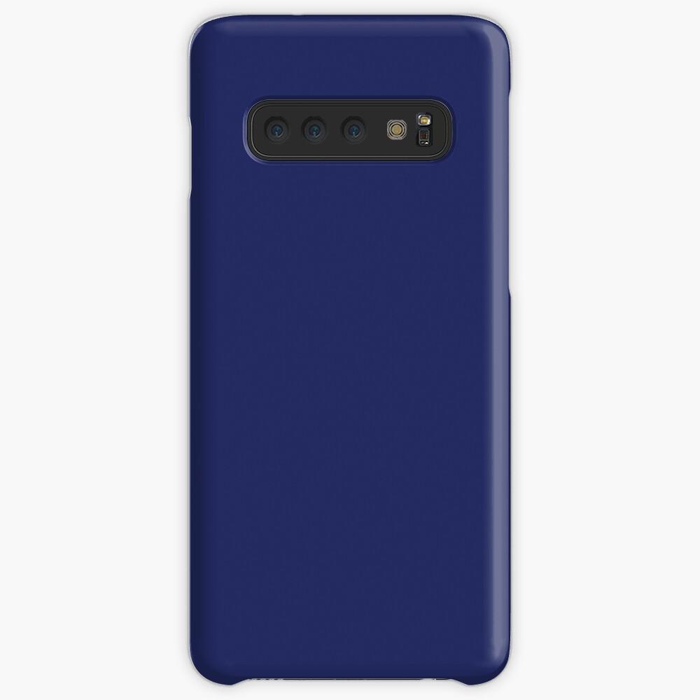 moderno con playas preppy náutico azul marino Funda y vinilo para Samsung Galaxy
