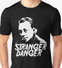 Albert Camus - Stranger Danger Unisex T-Shirt