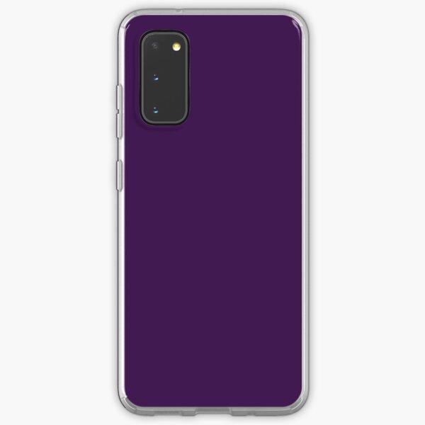 romantic elegant lilac lavender Royal Purple Samsung Galaxy Soft Case