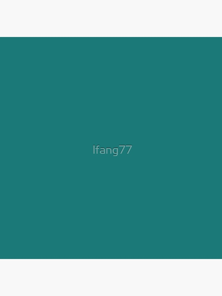 girly fashion modern chic elegant green Teal by lfang77
