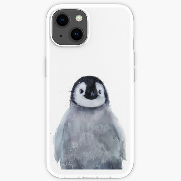 Little Penguin iPhone Soft Case
