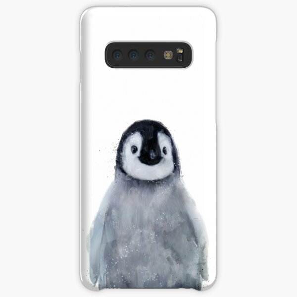 Kleiner Pinguin Samsung Galaxy Leichte Hülle