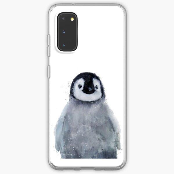 Kleiner Pinguin Samsung Galaxy Flexible Hülle