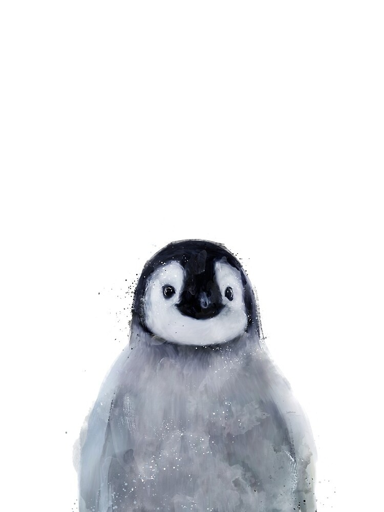 Little Penguin by AmyHamilton