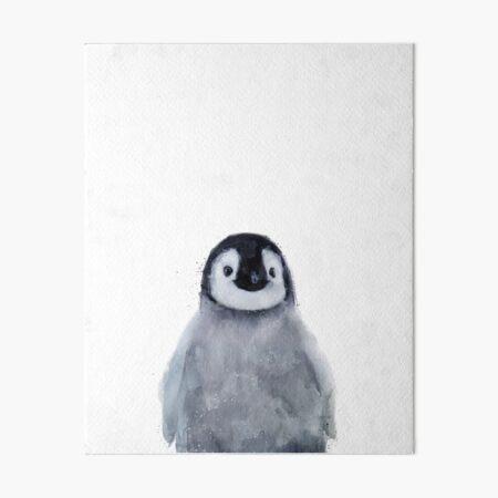 Little Penguin Art Board Print