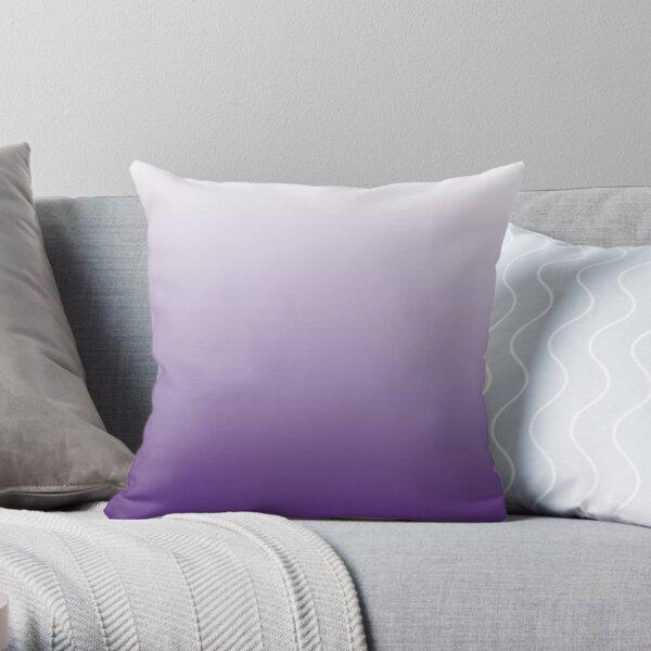 decoración del hogar púrpura Cojín