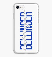 cody bellinger name font iPhone Case/Skin