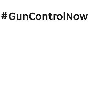#GunControlNow by Charloni