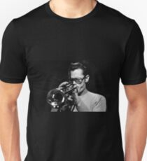 Chet Baker with his Trumpet T-Shirt