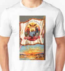 Cigarette card. T-Shirt