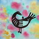 Sankofa Bird by Linda Ursin