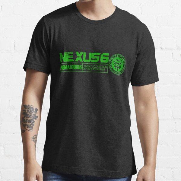 Blade Runner Nexus 6 Essential T-Shirt
