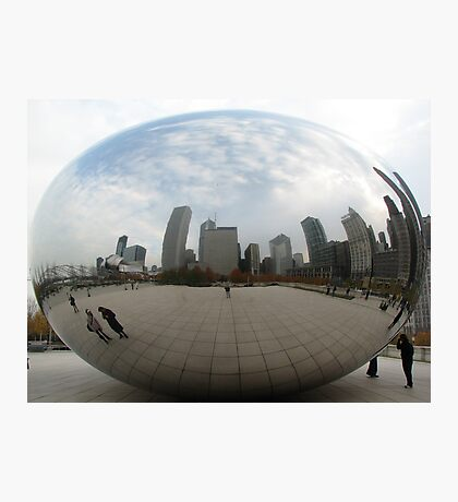 Smooth Bubble Photographic Print
