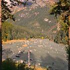 Chilkoot River  by Yukondick