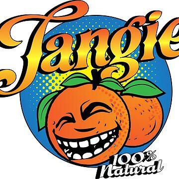 Tangie by kushcoast