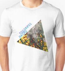 COLORFUL NACHO / acrylic painting Unisex T-Shirt