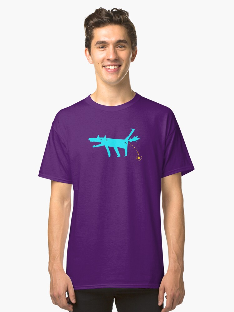 My Dog Classic T-Shirt Front