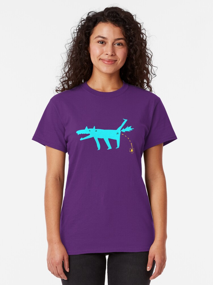 Alternate view of My Dog Classic T-Shirt