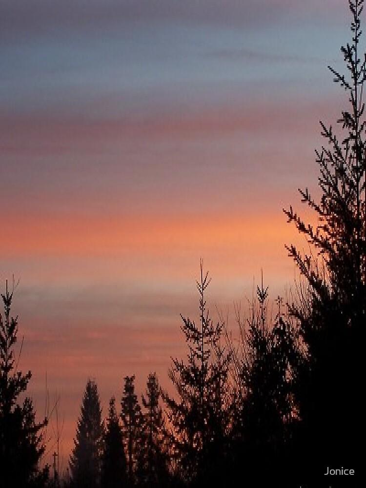 Pastel Sky by Jonice