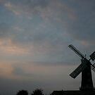 Windmill Skies by BigAl1