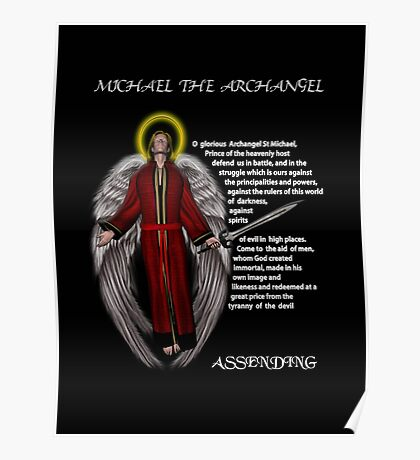 MICHAEL THE ARCHANGEL Poster